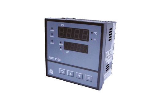 Future Design Controls FDC-4100-412-1100 Logic PID Temp. Control - Industrial Sensors & Controls