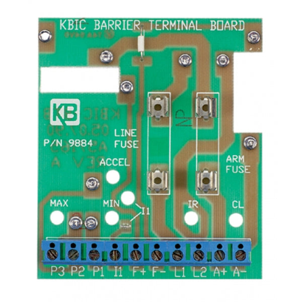 KB Electronics 9884 KBIC Barrier Terminal Board
