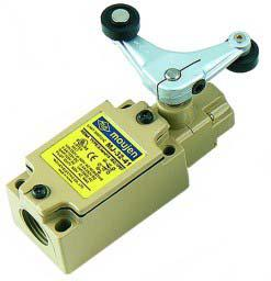 Moujen Electric MJ-3241 Oil Tight Limit Switch, 10A/250V - Industrial Sensors & Controls