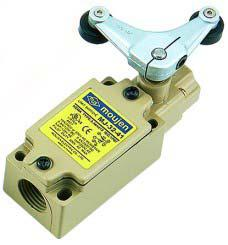 Moujen Electric MJ-3244 Oil Tight Limit Switch, 10A/250V - Industrial Sensors & Controls