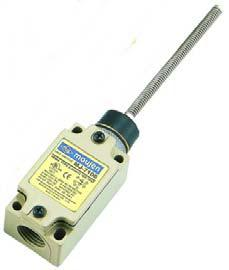 Moujen Electric MJ-7106 Oil Tight Limit Switch, 10A/250V - Industrial Sensors & Controls