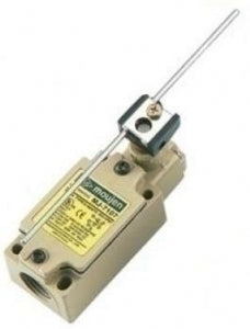 Moujen Electric MJ-7207 Oil Tight Limit Switch, 10A/250V - Industrial Sensors & Controls