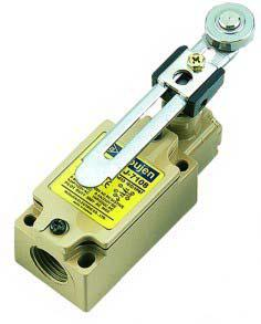 Moujen Electric MJ-7208 Oil Tight Limit Switch, 10A/250V - Industrial Sensors & Controls