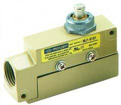 Moujen Electric MJ1-6101 Enclosed Limit Switch, 15A/250V - Industrial Sensors & Controls