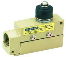 Moujen Electric MJ1-6111 Enclosed Limit Switch, 15A/250V - Industrial Sensors & Controls