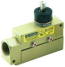 Moujen Electric MJ1-6112R Enclosed Limit Switch, 15A/250V - Industrial Sensors & Controls