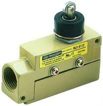 Moujen Electric MJ1-6112 Enclosed Limit Switch, 15A/250V - Industrial Sensors & Controls