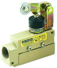 Moujen Electric MJ1-6114 Enclosed Limit Switch, 15A/250V - Industrial Sensors & Controls