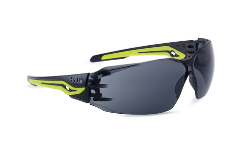 Bollé SILEX+ SILEXPPSF Smoke Lens Safety Glasses