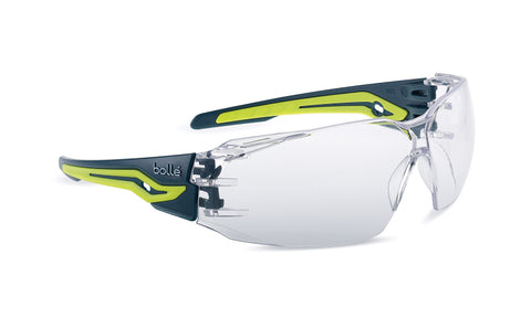 Bollé SILEX+ SILEXPPSI Clear Lens Safety Glasses