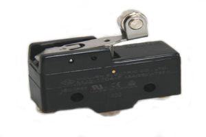 Moujen Electric MJ2-1704-F Limit Switch, 15A/250VP - Industrial Sensors & Controls