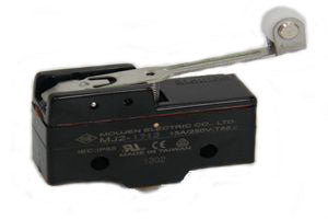 Moujen Electric MJ2-1713 Limit Switch, 15A/250VP - Industrial Sensors & Controls