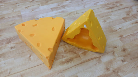 Foamation Cheese Heads