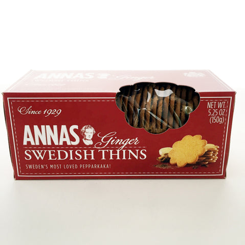 Anna's Ginger Swedish Thins