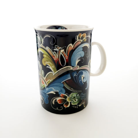 Norway Mug: Black