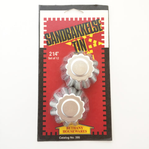 Sandbakkelse Tins (2.25 in.)