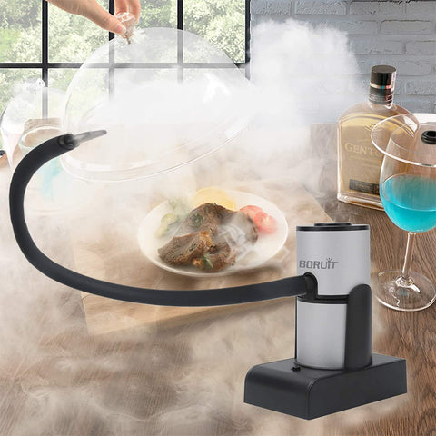 Cold Smoke Generator, Portable Molecular Cuisine Smoking Gun. - Surfy's Home Curing Supplies