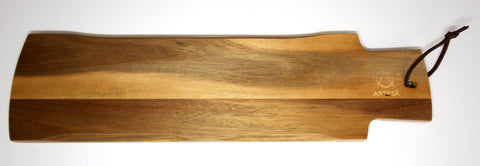 Acacia Wood Serving Plank/Baguette Board - Surfy's Home Curing Supplies