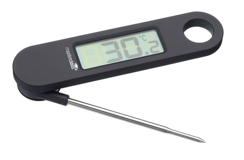 MasterClass Folding Digital Cooking Thermometer