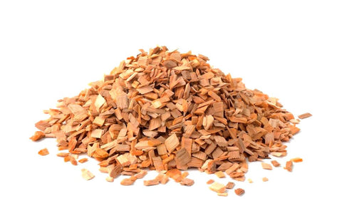 3kg Oak Wood Chips - Hot Smoking - Surfy's Home Curing Supplies