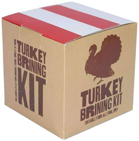 Turkey Brining Kit - Damaged Box Bargain! £4.50 - Surfy's Home Curing Supplies