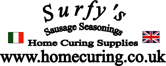 Surfy's Home Curing Supplies