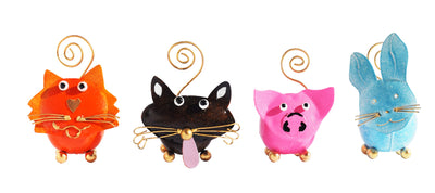 Animal Picture Holders - Issara Fairtrade
