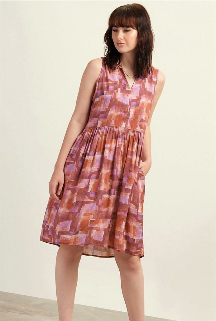 Arlo Summer Dress - Issara Fairtrade