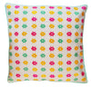 Fuschia Eco Cushion - Issara Fairtrade