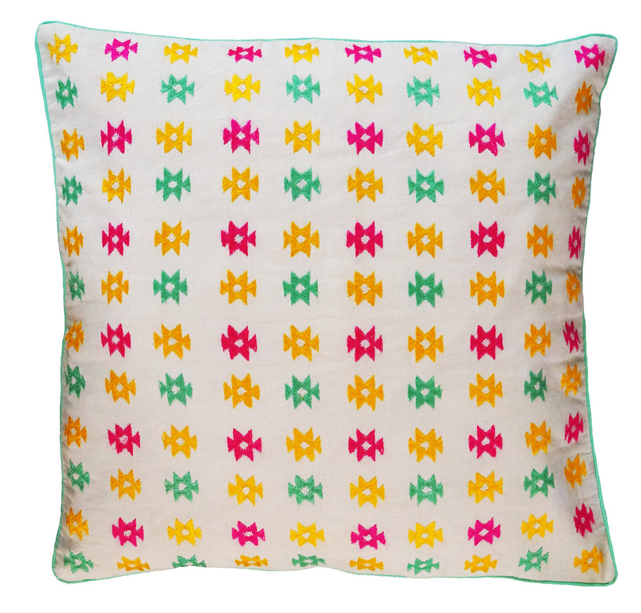 Fuschia Eco Cushion