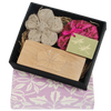 Foot Care Box Gift Set Flowers - Issara Fairtrade