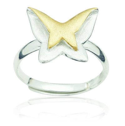 Butterfly Ring - Issara Fairtrade