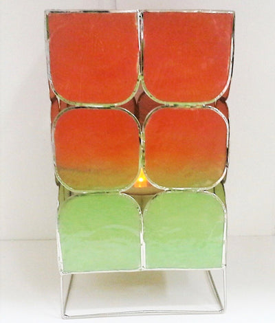 Capiz Shell Tealight - Issara Fairtrade
