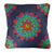 Fair Trade Eco Cushion - Aari Embroidery