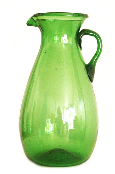 Egyptian Glass Serving Jug - Issara Fairtrade