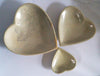 Heart Dishes -Natural - Issara Fairtrade