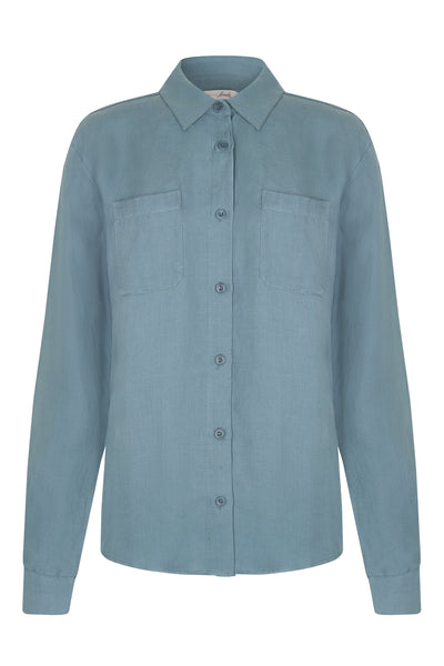 Lule Linen Shirt - Issara Fairtrade