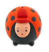 Blue Piggy Money Box - Issara Fairtrade