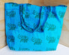 Elephant Print Bag - Issara Fairtrade