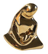 Madonna and Child Brass Sculpture - Issara Fairtrade