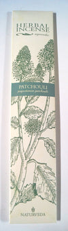 Herbal Ayurvedic Incense Patchouli - Issara Fairtrade