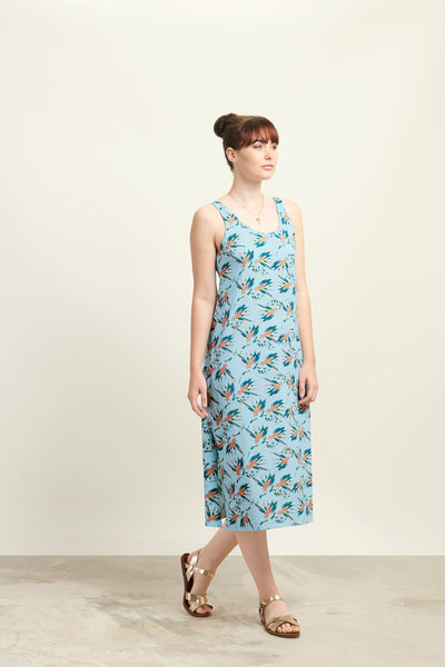 Opal Dress Organic Cotton - Issara Fairtrade