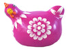 Colourful Chooks Pink - Issara Fairtrade