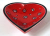 Heart Dishes Assorted Colours - Issara Fairtrade