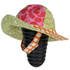 Sun Hat - Orange - Issara Fairtrade