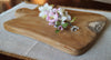 Natural Teak Serving Board - Issara Fairtrade