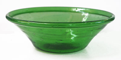 Egyptian Recycled Glass Bowl - Issara Fairtrade