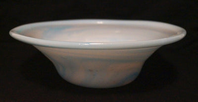 Handmade Recycled Opaline Bowl - Issara Fairtrade