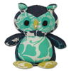 Scrappy Owl Denim - Issara Fairtrade