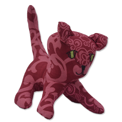 Scrappy Kitty - Issara Fairtrade